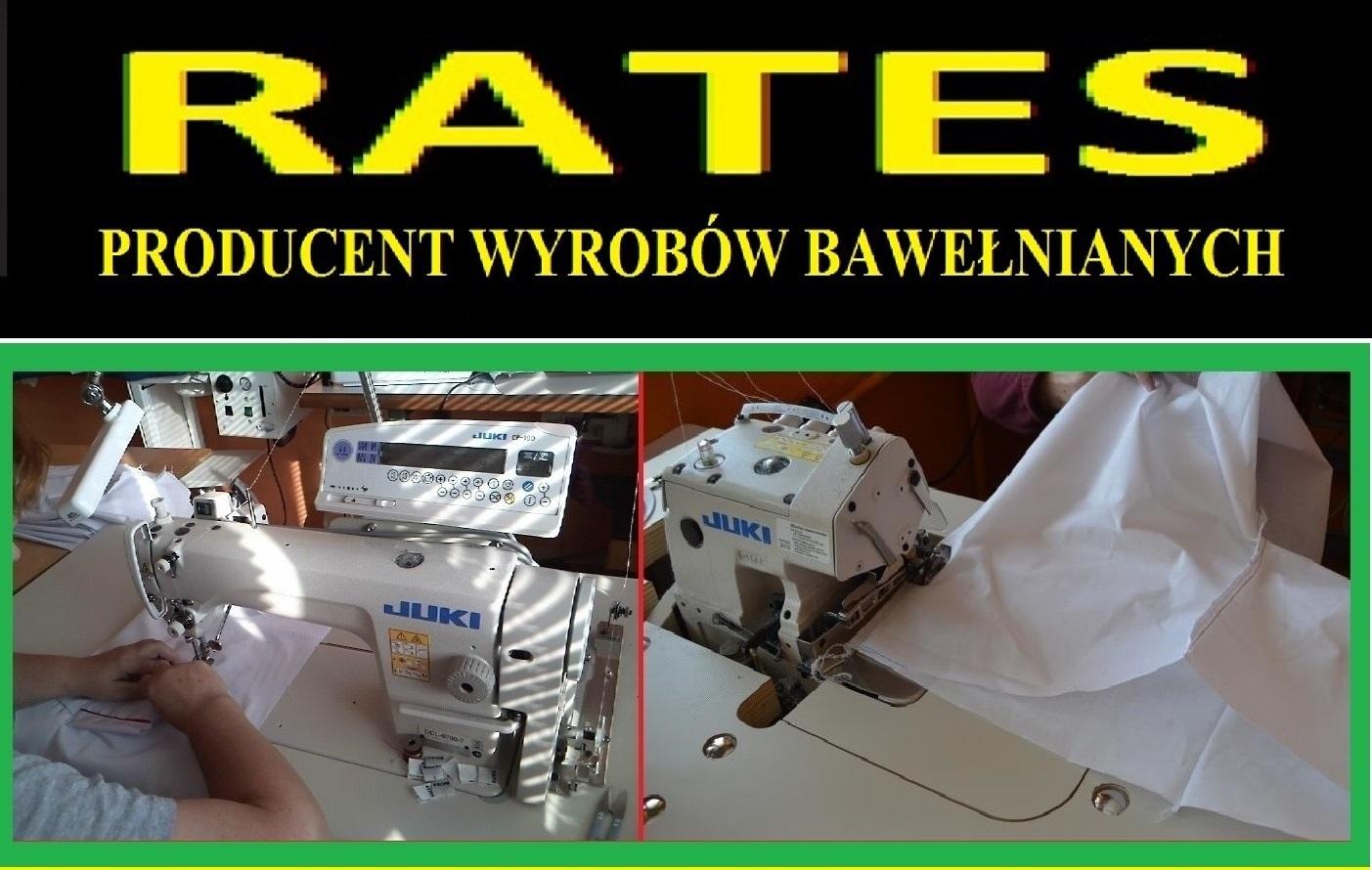 RATES Producent Odzieży
