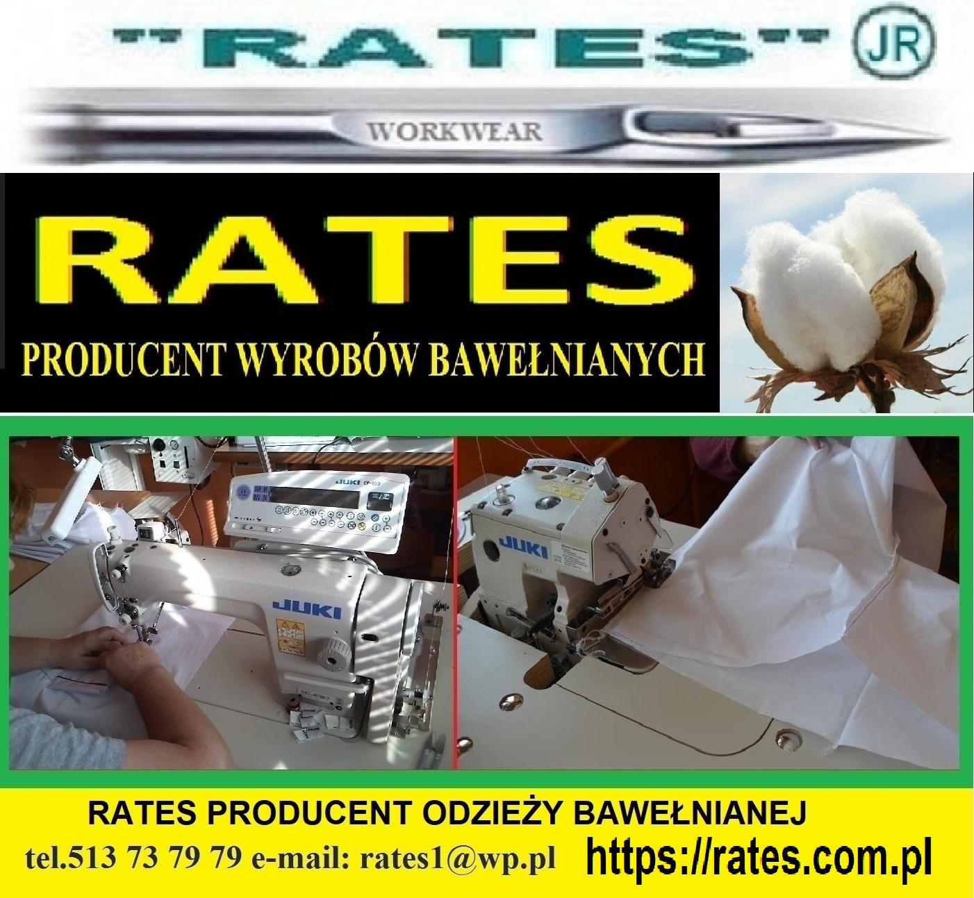 Producent wyrobów bawełnianych